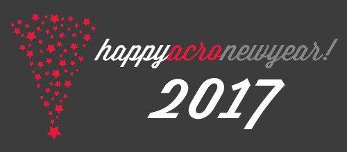 Κοπή πίτας AcrOdance 2017!