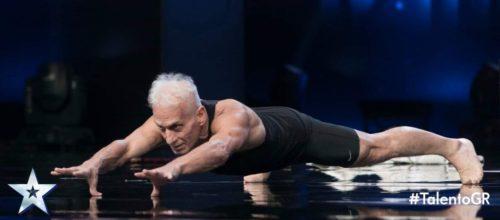 Ελλάδα έχεις Ταλέντο – Season 2<br>Δημήτρης Ομηρίδης